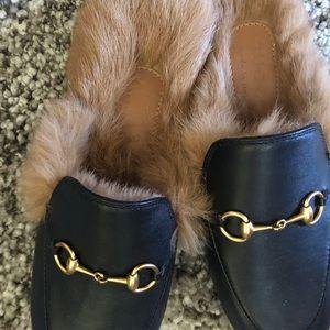 Gucci mule slipper
